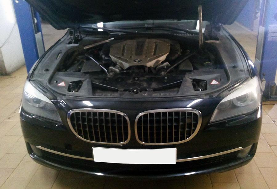 БМВ-ремонт двигателя